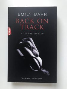 Emily Barr - Back on track