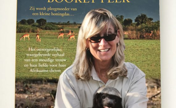 Bookey Peek - Wilde honing